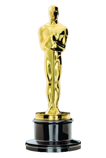 Oscar Statuette Facts. Official Name: Academy Award® of Merit